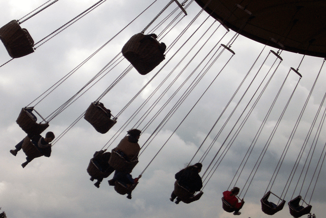 On The Flying Swing