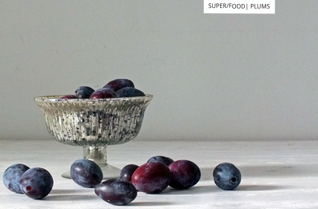 why plums are so good for you and a recipe