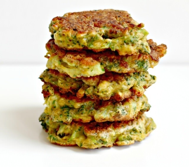 Jennifer's Broccoli Fritters
