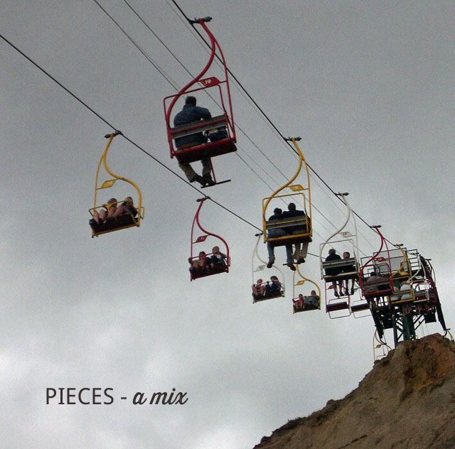 Pieces - A Mixtape for Rainy Days