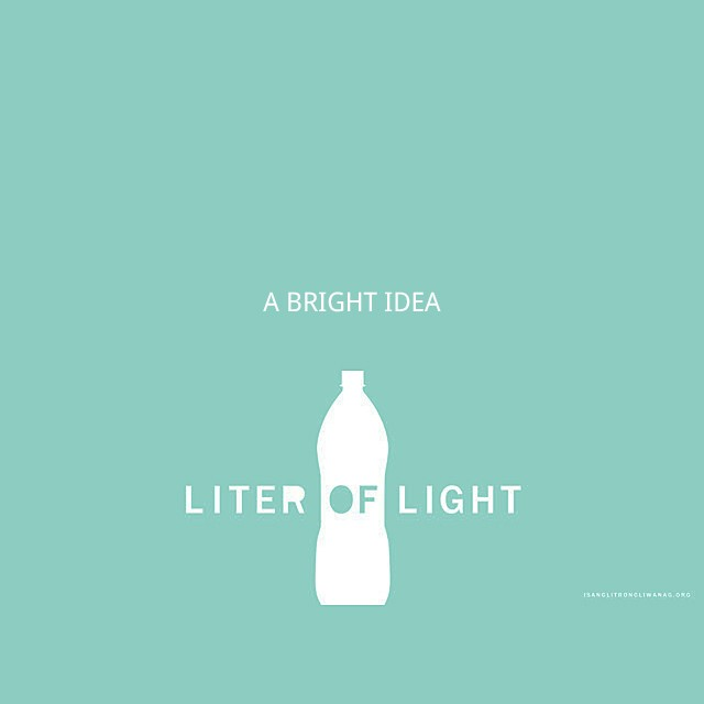 A Bright Idea - Liter of Light | Hanna's Places