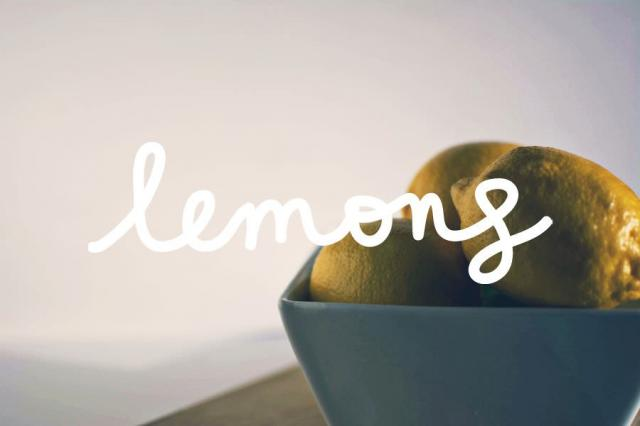 Super/Food - Lemons