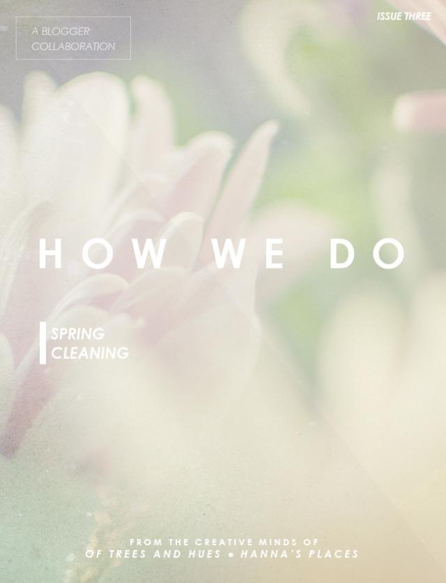 How We Do Spring Cleaning | Hanna's Places