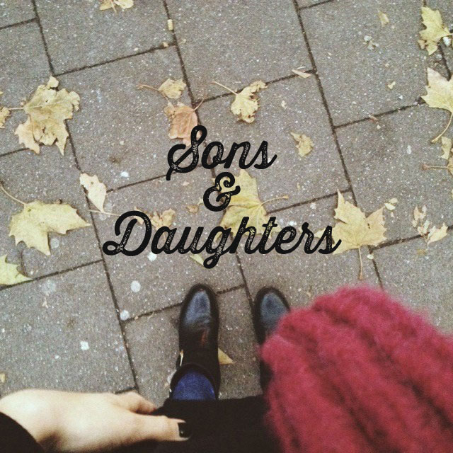 Autumn Mixtape | Sons & Daughters #hannasplaces