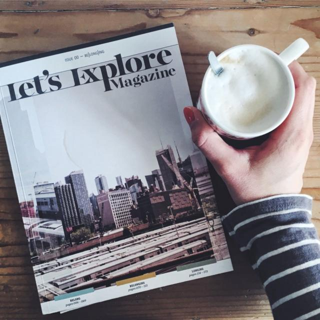 Coffee and Let's Explore Magazine | Hanna's Places