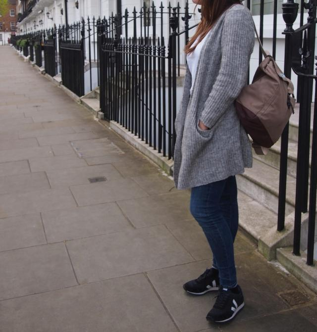 Fair Fashion Outfit: A Day in London | Hanna's Places