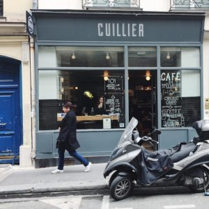 5 great coffee shops in Paris