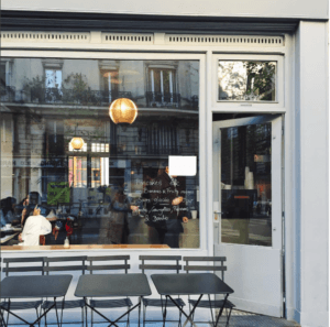 55 great coffee shops in Paris