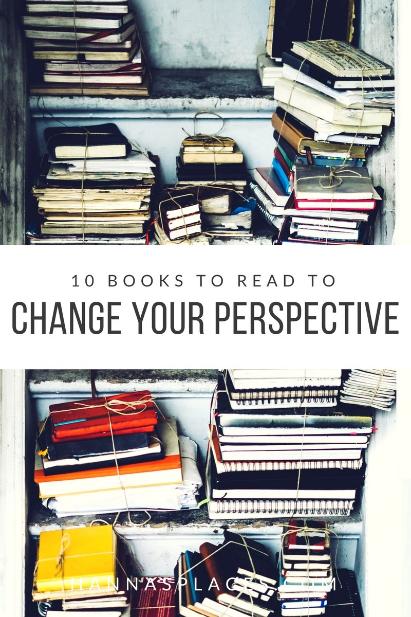 10 books to read to change your perspective on the world