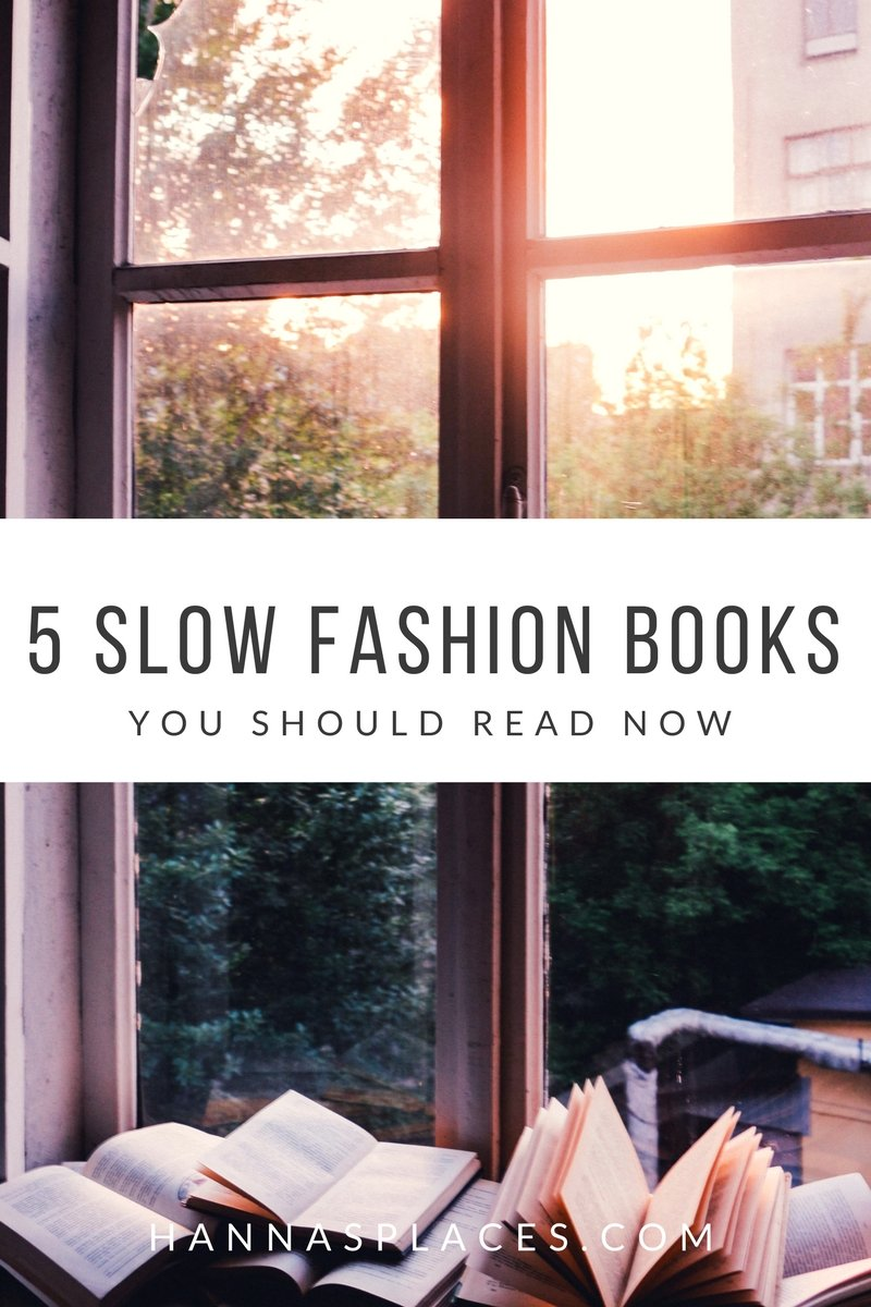 5 (unexpected) slow fashion books you should read now