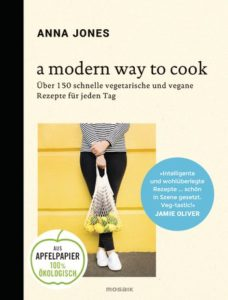 My three favourite vegetarian cookbooks: A modern way to cook
