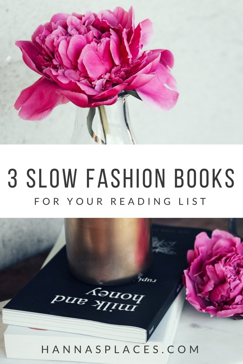 3 (more) slow fashion books you should add to your reading list