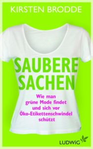 Saubere Sachen - three more ethical books to add to your reading list
