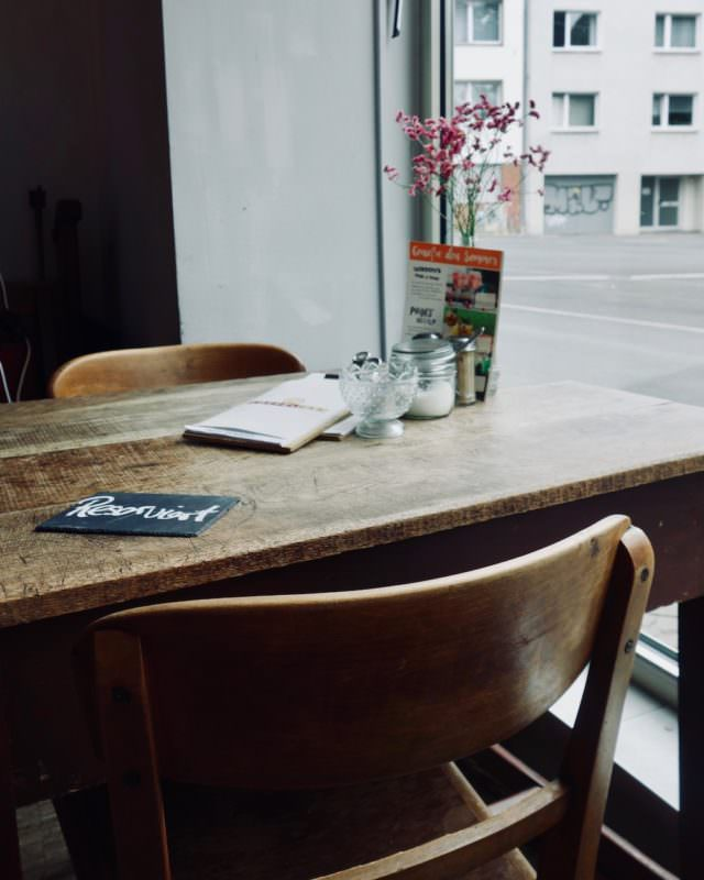 Ein Morgen in Düsseldorf: Brunch in der Löffelbar