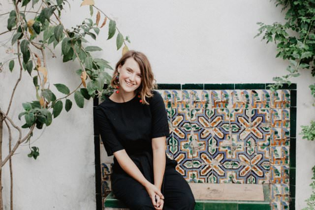 Life on the road with Rebecca Hawkes